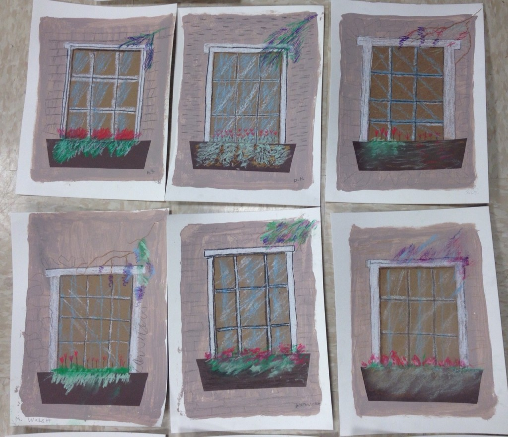 Flowerboxes 1